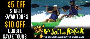 La Jolla Kayak Coupon